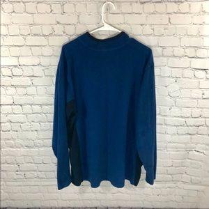 Columbia Sweaters - Columbia Pull Over Lightweight Zip Up Sweater XXL